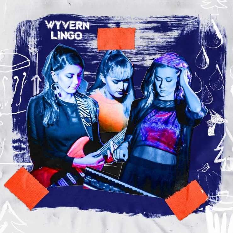 Wyvern Lingo Album Cover