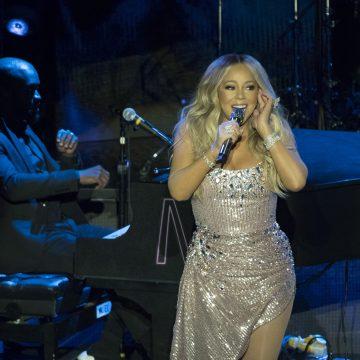 Mariah Carey Concert PR