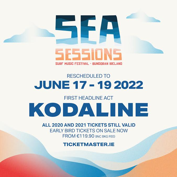 Sea Sessions 2022 Kodaline